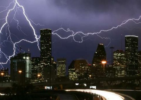 24-hour emergency roof repair service throughout Houston.